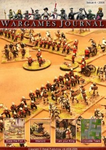 wargames Journal 4