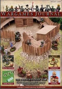 wargames journal 6