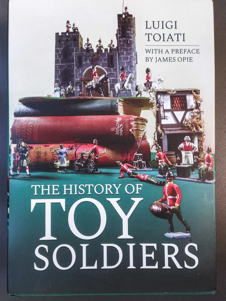 The History of Toy Soldiers Book Review
